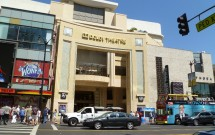 Dolby Theatre na Hollywood Blvd