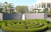 Getty Center e seu Jardim Central