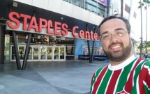 Staples Center em Los Angeles