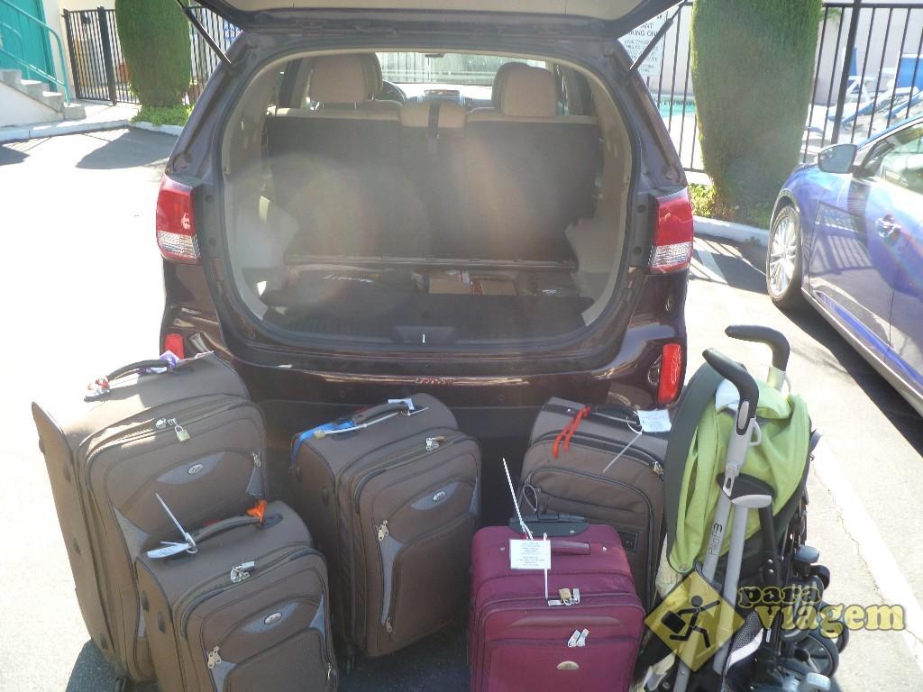 Quantas Malas Cabem Num Carro Alugado Para Viagem