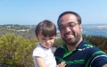 Com Meu Filho no Cabrillo Park