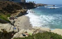 Praia da Orla de San Diego