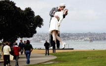 Unconditional Surrender em San Diego