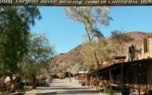 Portal de Entrada de Calico Ghost Town