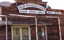 Old Miner's Cafe em Calico