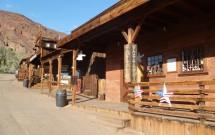 Construções Típicas do Velho Oeste