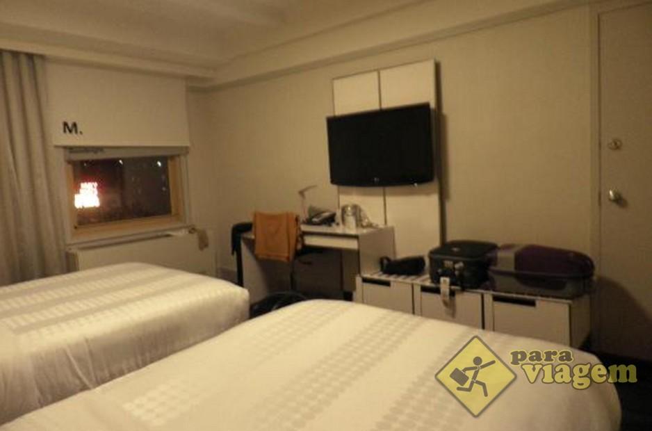 Quarto do Hotel Row NYC Para Viagem