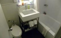 Banheiro do Hotel Row NYC