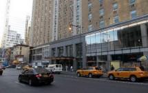 8ª Avenida - Hotel Row em Nova York