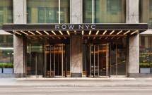 Impressões Sobre o Hotel Row NYC em Nova York (Antigo Milford)