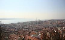 Uma das Vistas do Castelo de São Jorge