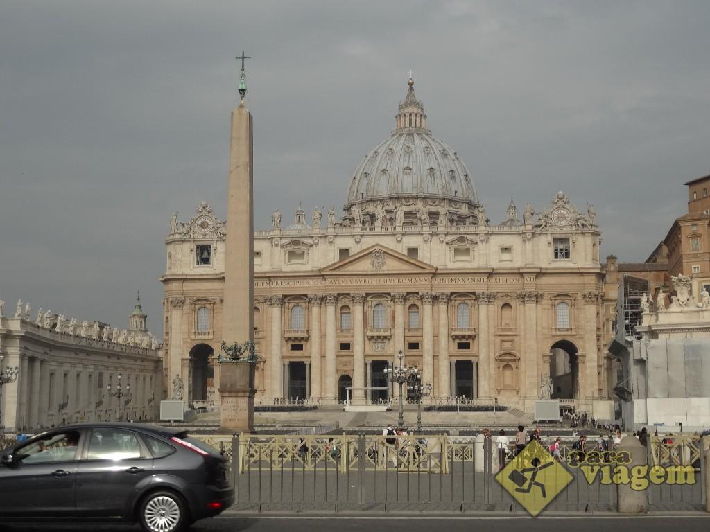 Praça e Basílica de São Pedro