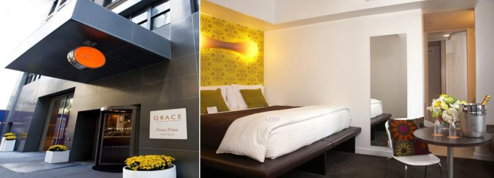 Hotéis na Times Square: Room Mate Grace Boutique Hotel