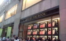 Entrada do Top of the Rock