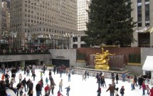 Pista de patinação do Rockefeller Center