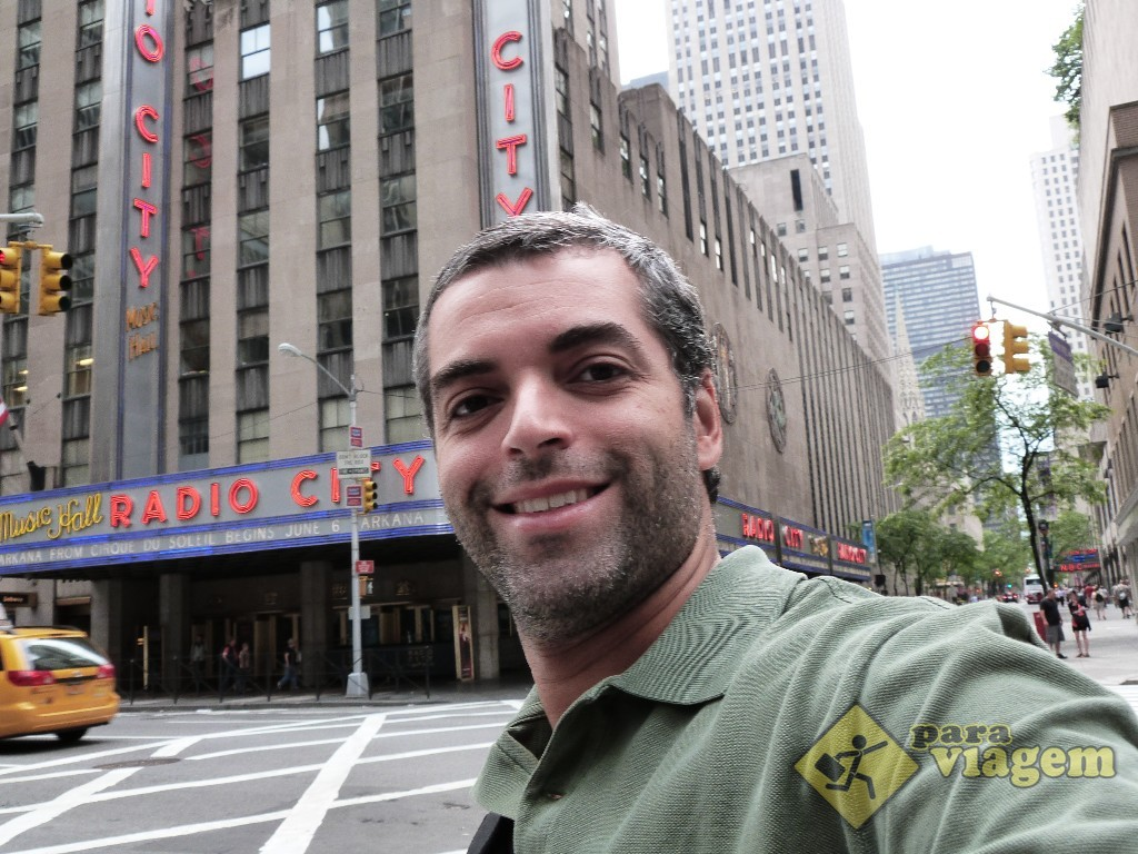 Radio City Music Hall: complexo Rockefeller Center