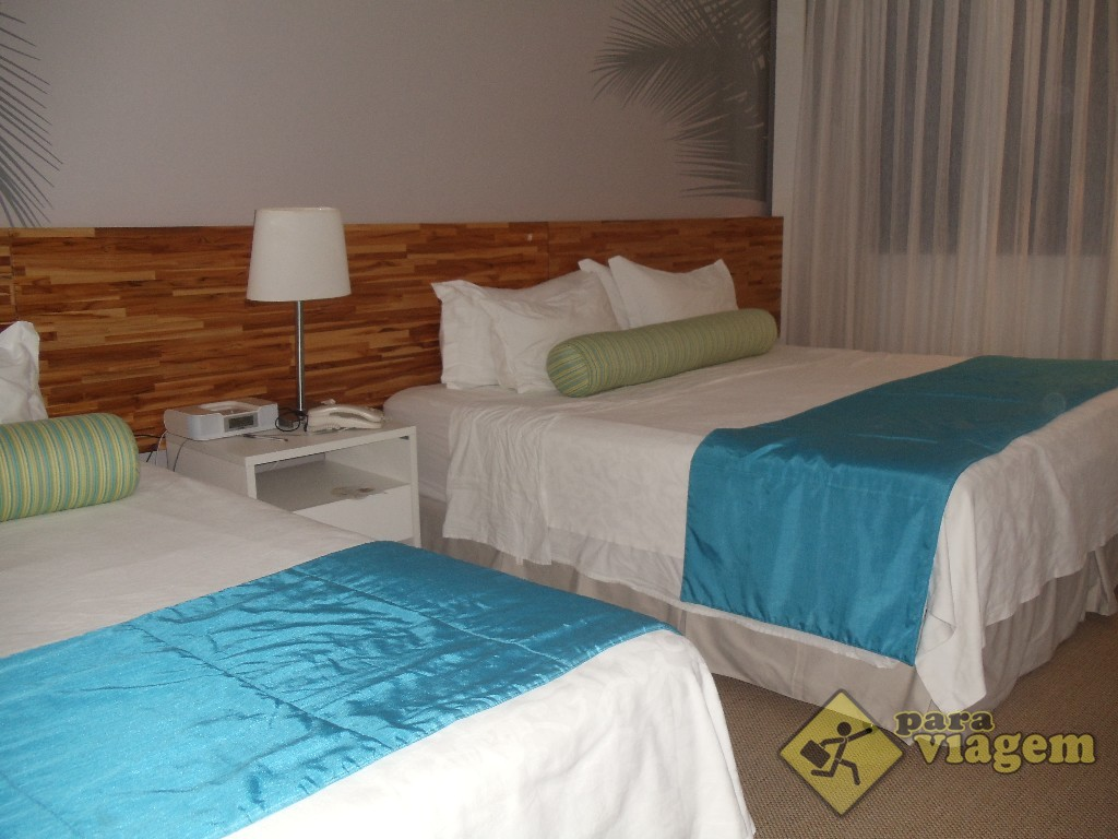 Quarto do hotel Radisson Maceió Para Viagem #2A88A1 1024 768