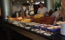 Café da manhã no Best Western Premier Maceió