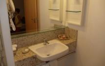 Banheiro do Hotel Best Western Premier Maceió