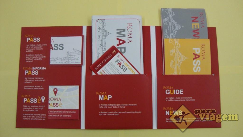 Kit Roma Pass