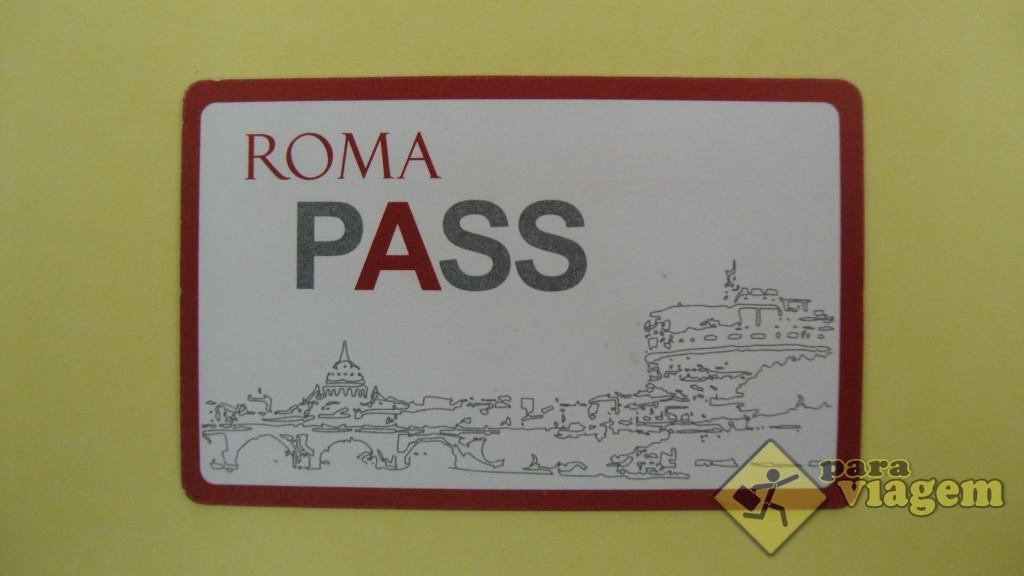O Roma Pass Propriamente Dito