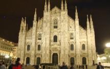 Duomo à noite