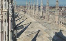 Telhado do Duomo