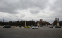 T. Eiffel e a Champs-Élysées