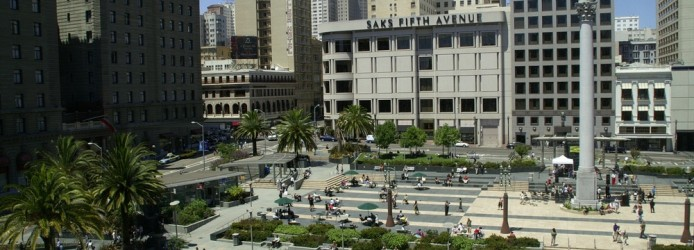 Union Square em San Francisco