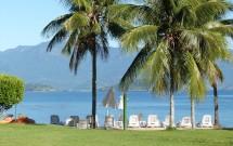 Vista da praia do Vila Galé