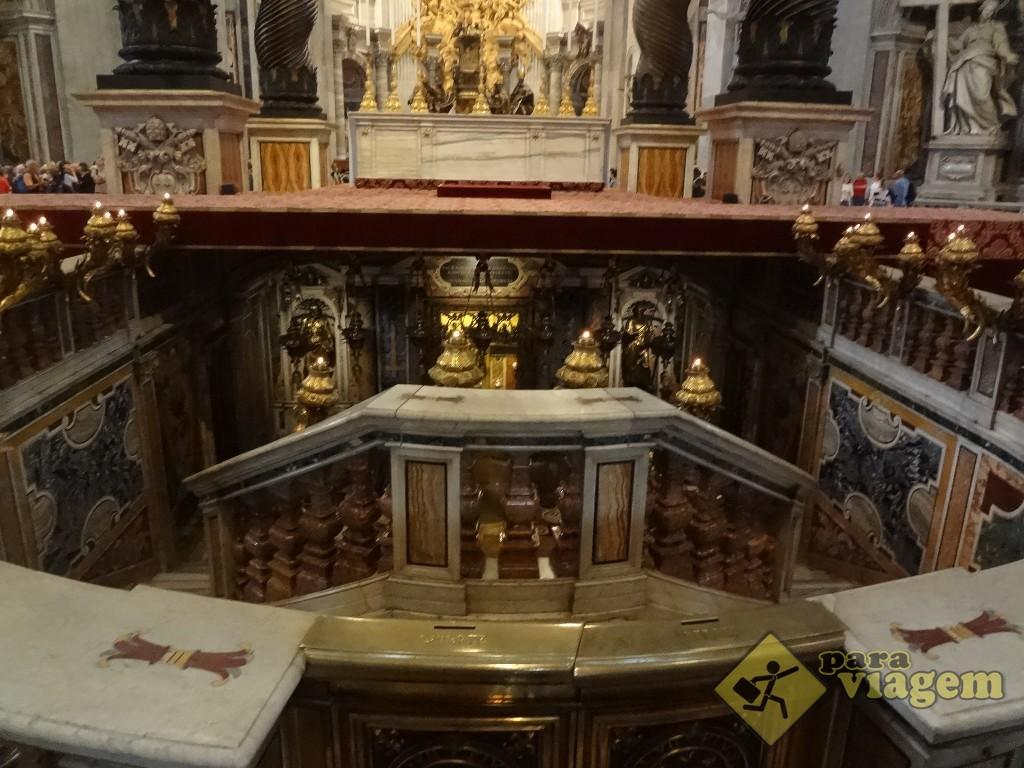 Túmulo de São Pedro