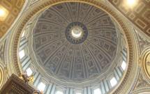 A cúpula de Michelangelo