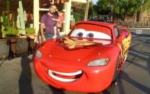 McQueen no Disney California Adventure