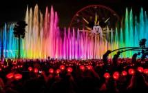World of Colors no Disney California Adventure