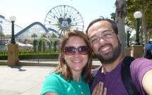 Foto Clássica no Disney California Adventure