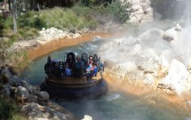 Grizzly River Run no California Adventure Park