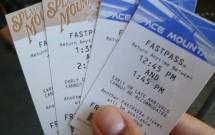 Fastpass da Disneyland
