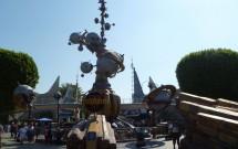 Tomorrowland no Disneyland Park