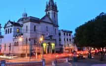 Iluminação da Igreja de São Sebastião