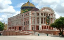 Turismo nas Cidades-sede da Copa: Manaus
