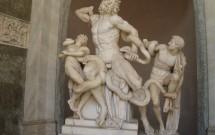 Escultura: Laocoonte e Filhos