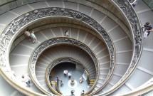 Escada em Espiral de Giuseppe Momo