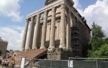 Templo de Antonino e Faustina