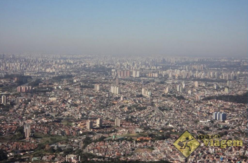 Vista do Pico do Jaguará