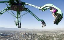 Insanity do Stratosphere em Las Vegas