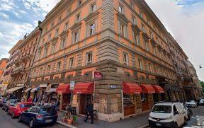 Augusta Lucilla Palace em Roma
