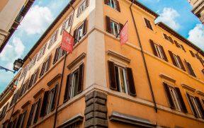 Hotel Adriano no Centro Histórico de Roma