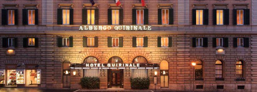 Hotel Quirinale em Roma