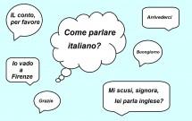 Parla italiano?
