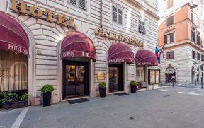 Hospedagem em Roma: Hotel California